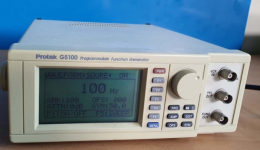PROGRAMMABLE FUNCTION GENERATOR