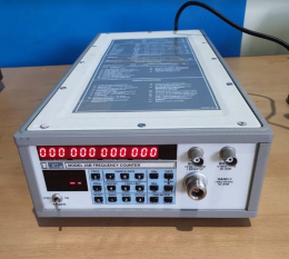 CW MICROWAVE COUNTER