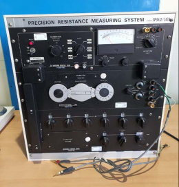 PRECISION RESISTANCE MEASURING SYSTEM