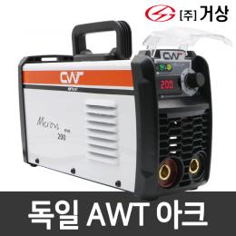독일 AWT Micron-200 5Kw 아크용접기 4.0