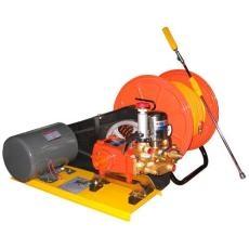동력분무기 / 전기식 분무기 CS-2-1(3마력모터, 80K펌프)