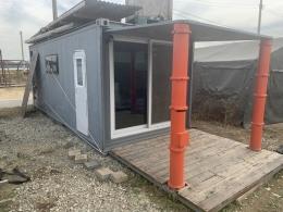 알루미늄 미니 하우스