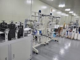 마스크기계,KF94 MASK AUTOMATIC MAKING MACHINE