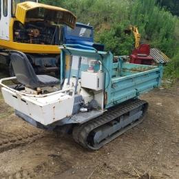 얀마 1톤 덤프 운반차