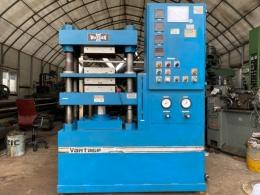 WABASH MPI/ V1202H-12-BLX/ 120톤 4단 핫프레스 미제