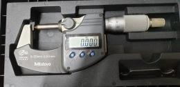 디지매틱 크림프 하이트마이크로미터