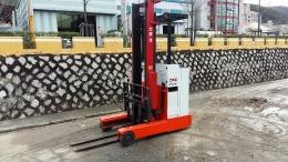 직수입-NYK(니찌유) 1.3톤 리치 전동지게차