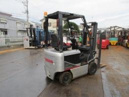 직수입- NISSAN(닛산) 1톤 전동지게차