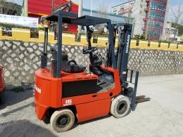 직수입-NISSAN(닛산) 1.5톤 전동지게차