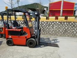 직수입-NISSAN(닛산) 1.8톤 전동지게차