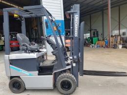 직수입- UNICARRIER 1.5톤 전동지게차