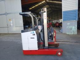 직수입- NYK(니찌유) 1.8톤 리치 회전포크(Rotating) 전동지게차