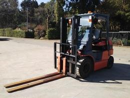 직수입(최고품질)-TOYOTA 3톤 전동지게차