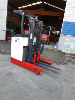 직수입- NYK(니찌유) 1.5톤 리치  전동지게차