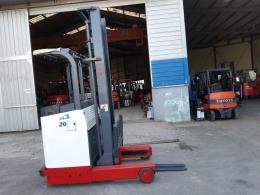 직수입- NYK(니찌유) 2톤 리치(4.7m)  전동지게차