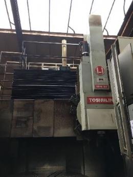 CNC 턴밀수직선반 2300(2000)*1260 TOS SKIQ20