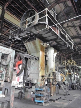 1000톤 단조 스크류 프레스 FUJI SHARYO PF-1000