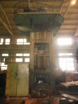 1000톤 트리밍프레스 VORONEZH K2540