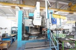 CNC 수직선반 1500x900 TOS HULIN SKQ12