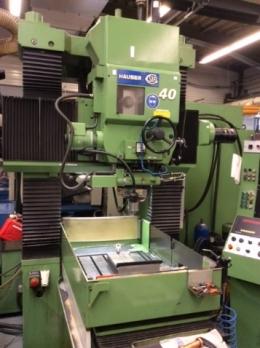 하우저 지그연삭기 S40 CNC314