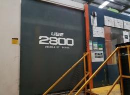 2800톤 사출기 UBE ST2800