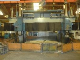 CNC 수직선반 6500(5600)*2500