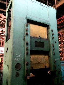 1600톤 너클 프레스,