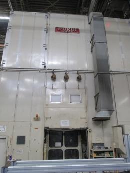 1500톤 냉간단조 프레스
