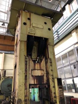 500톤 트리밍 프레스 ERFURT PKZe-500