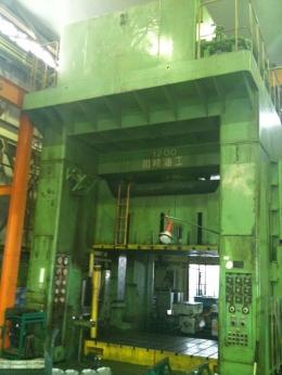 가와사키 1200톤 유압프레스
