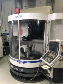 CNC 공구연삭기 WALTER HELITRONIC VISION