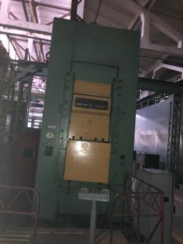 400톤 냉간단조 프레스 OAO