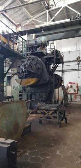 1600톤 단조프레스 VORONEZH K8542