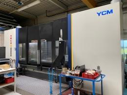 5축가공기 YCM TCV 3000A-5AX
