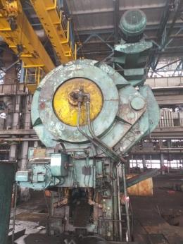 EUMUCO 2500톤 단조프레스 ASP250