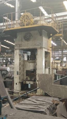 보르네츠 6300톤 단조프레스 KB8048