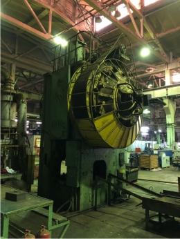보르네츠 1000톤 단조프레스 KB8040