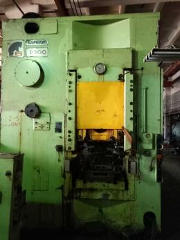 바르나울 KB8340B 1000톤
