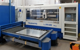 트럼프 TRUMATIC L2530 3.2KW 2500*1250