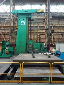 샤만 CNC 후로아보링 200*6500*5000