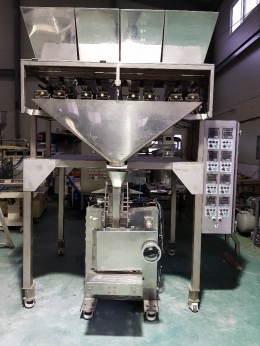 견과류포장기계