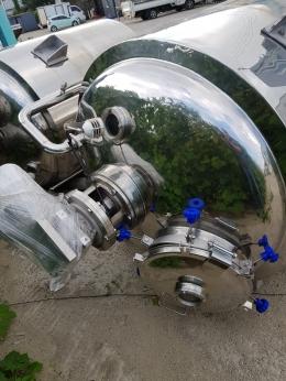 3중교반탱크 반응기(3중자켓)