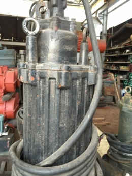 수중펌프30마력 380볼트효성, 중고펌프,중고효성펌프, 수중펌프,중고수중펌프