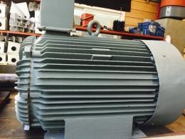 300마력6극440효성모터, 중고효성모터, 중고모터, 모터