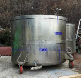 바셀 배합탱크