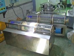캡슐냉각기 탈분냉각기 원통냉각기 원통선별기 스텐망냉각기