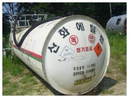고압탱크 에틸렌탱크 올스텐탱크 고압가스탱크 10톤탱크 2중고압탱크 물탱크 화학탱크
