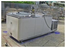 원유냉각기 원유탱크 우유냉각기 냉수제조기 냉수기 스텐탱크 800리터탱크