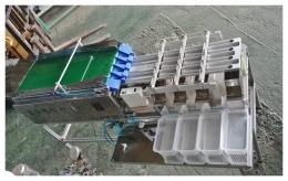 블루베리선별기 과일선별기 농산물선별기 사단선별기 4단선별기 중고식품기계