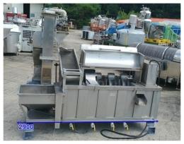 콩세척기 곡물세척기 자동곡물 석발세척기 자동세척기 중고식품기계